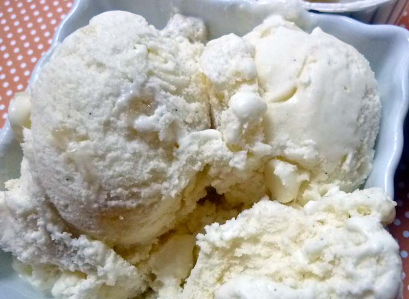 How to make ice cream from milk