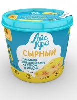 Cream cheese ice cream with selenium and iodine, 75 g